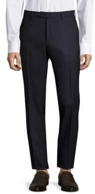 Pt01 Dressy Wool-Blend Slim-Fit Trousers