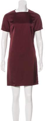 Stella McCartney Short Sleeve Mini Dress Short Sleeve Mini Dress