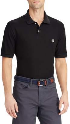 Chaps Cotton Mesh Polo Shirt