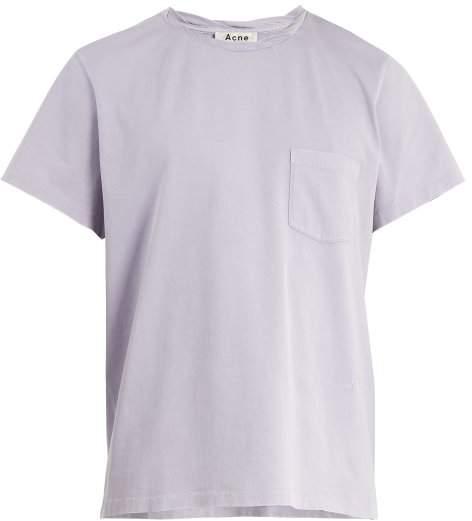 Jude crew-neck cotton T-Shirt