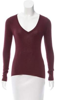 Prada Lightweight V-Neck Sweater