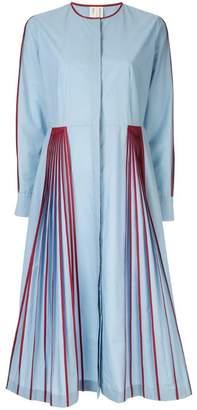 Bodice Studio pleated skirt shirt dress