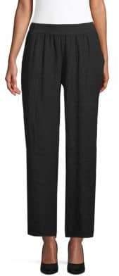 Saks Fifth Avenue Wide-Leg Linen Pants