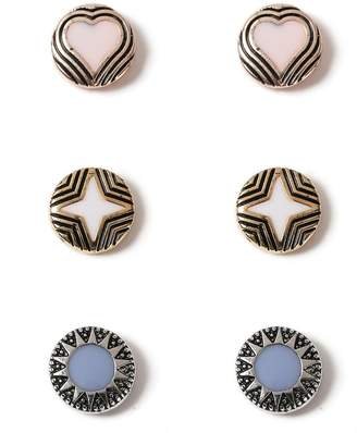 Miss Selfridge Stud Earrings