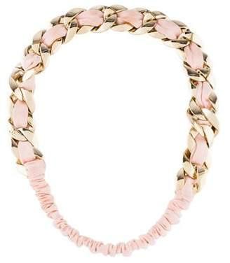 Chanel Woven Link Headband