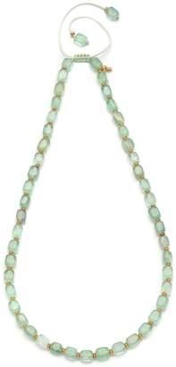 Lola Rose Eleni necklace light green fluorite