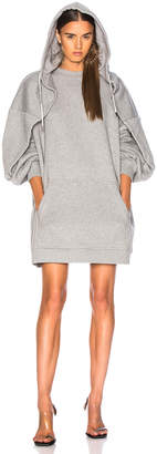 Y/Project Paneled Hoodie in Gris Chine | FWRD