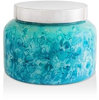 Capri Blue Volcano Jumbo Watercolor Jar Candle