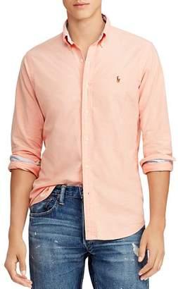 Polo Ralph Lauren Classic Fit Button-Down Shirt