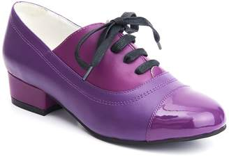 Lola Ramona Alice Colorblock Heeled Loafer