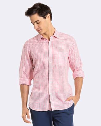 Blazer Gregory Linen Long Sleeve Shirt