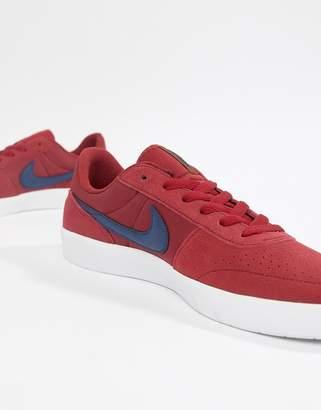 Nike Sb SB Team Classic Sneakers In Red AH3360-600