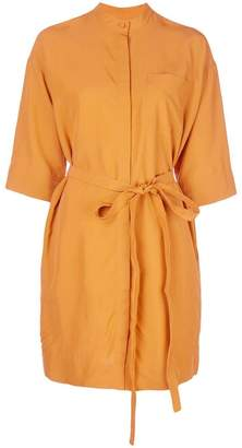Co belted shirt dress