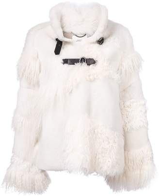 Schumacher Dorothee fur detailed coat