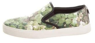 Gucci GG Blooms Slip-On Sneakers