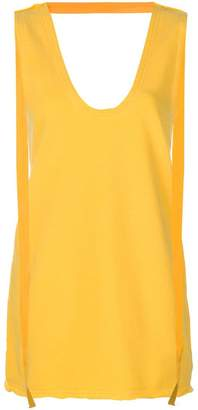 J.W.Anderson long jersey tank top