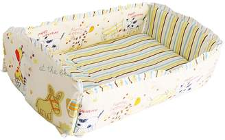 Homyl Kids Baby Nursery Bedding Set Crib Cot Quilt Set New Cot Bumper New