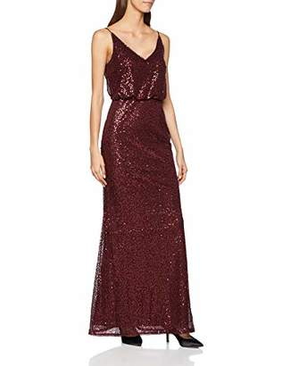 Adrianna Papell Women's AP1E203273 Party Dress,8 (Size:8)