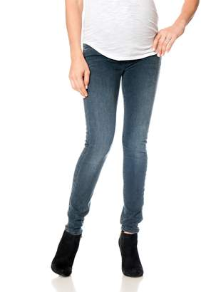 J Brand Pea Collection Secret Fit Belly Skinny Leg Maternity Jeans