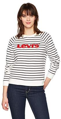 Levi's Women's Relaxed Crew Sweatshirt