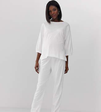 84dcb4e8f9bc0 Gebe Maternity GeBe Maternity organic cotton pyjama set