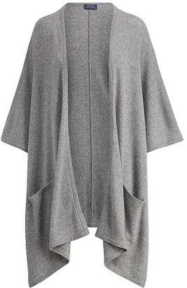 Polo Ralph Lauren Cashmere Open-Front Cardigan $398 thestylecure.com