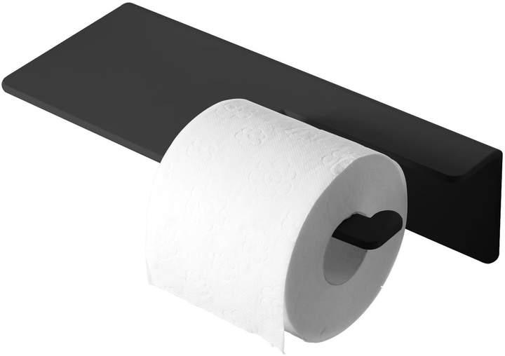 Radius Design - Puro Toilettenpapierhalter, Schwarz