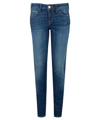 True Religion Halle Mid Rise Skinny Jeans