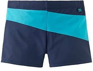 Schiesser Boy's Aqua Bade-Retro Swim Shorts,10 Years