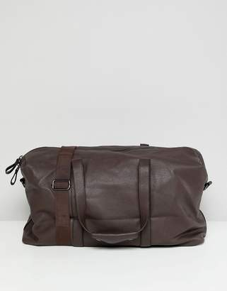 New Look carryall in brown