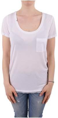 Sun 68 Lace Trims T-shirt
