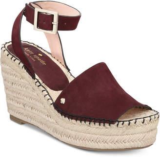 Kate Spade Felipa Wedge Sandals