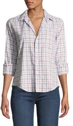 Frank And Eileen Eileen Plaid Long-Sleeve Button-Down Shirt