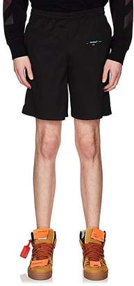 Off-White Men's Mesh Shorts