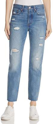 Levi's Wedgie Icon Fit Jeans in Partner in Crime $98 thestylecure.com
