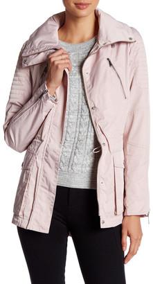 BCBGeneration Semi Memory Anorak Jacket $248 thestylecure.com