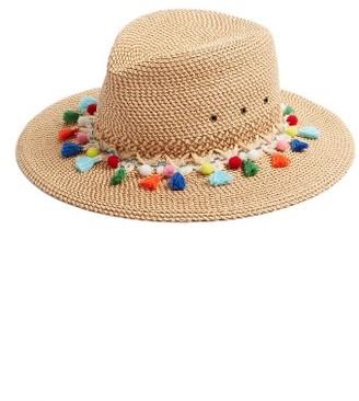 Women's Eric Javits Bahia Sun Hat - Beige $250 thestylecure.com
