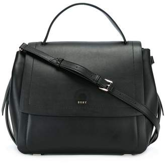 DKNY large 'Greenwich' flap tote