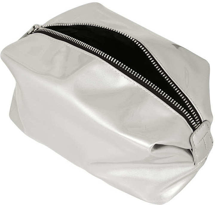 Topshop Large Patent Make Up Bag