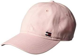 Tommy Hilfiger Men's Dad Hat Billy Corner Flag Cap,O/S