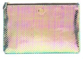 Lodis Stella Mermaid Leather Pouch