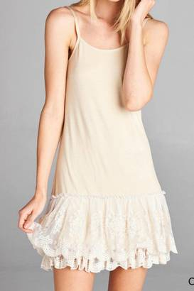 Oddi Knit Dress Extender $32.99 thestylecure.com