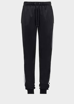 Versace Stretch Cotton Sweatpants