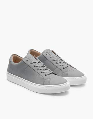 Madewell GREATS Royale Nubuck Low-Top Seakers