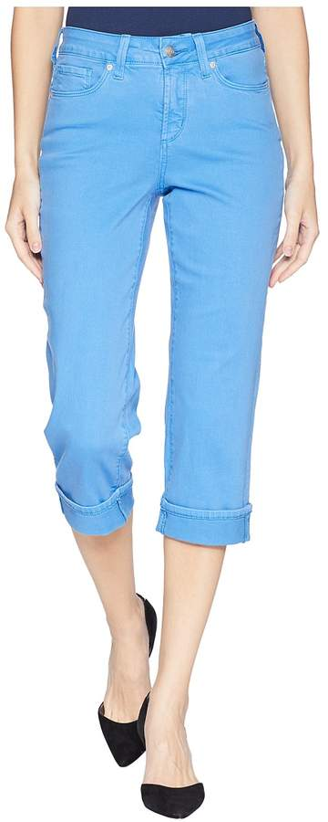 NYDJ Marilyn Crop Cuff in Wave Women's Jeans
