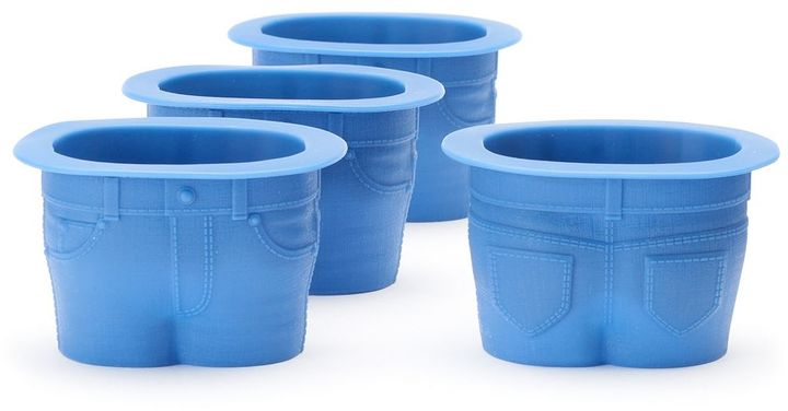 Fred & Friends 4-Pack Muffin Tops Baking Cups