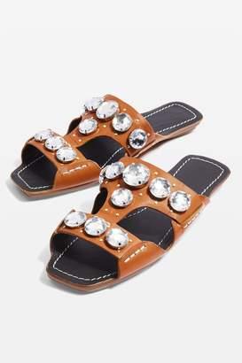 Topshop Fascinate Gem Sandals