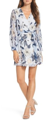 Women's Bardot Poppy Wrap Dress $99 thestylecure.com