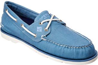 Sperry Leeward X Lace Boat Shoe