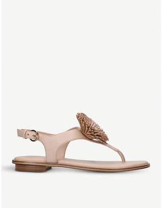 MICHAEL Michael Kors Lolita leather sandals
